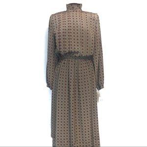 Talbots Vintage Deadstock Dress